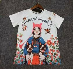 amour novelty graphic print tee shirt size