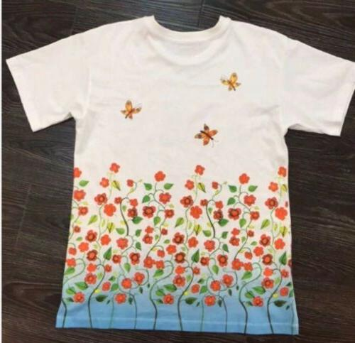 Amour Novelty Graphic Print Tee NWT
