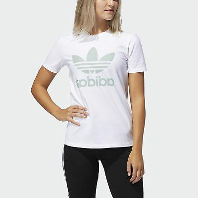 originals trefoil tee women s
