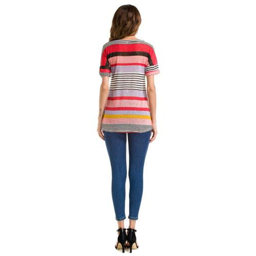 Womens Neck Tops T