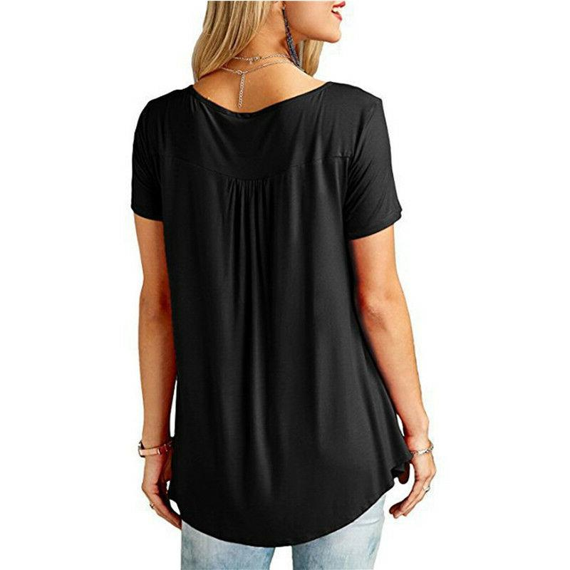 Plus Size Casual Tops T-Shirt