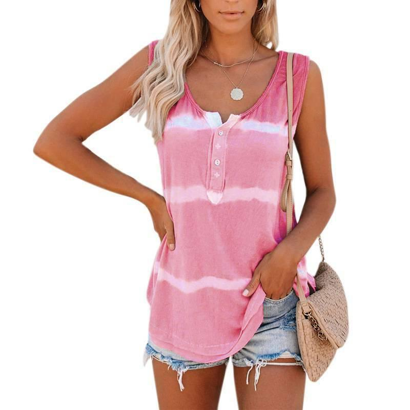 Womens Tops Summer Loose Shirts Tops Blouse Plus Size